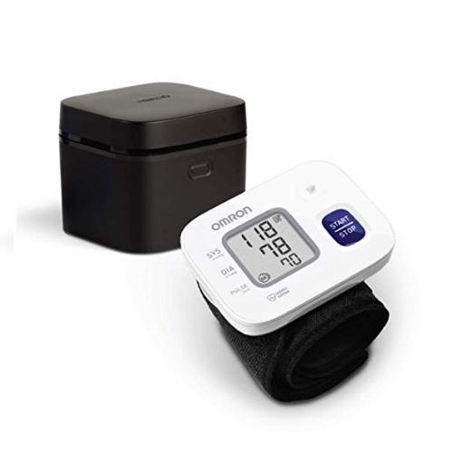 Máy đo huyết áp cổ tay Omron HEM-6161-3