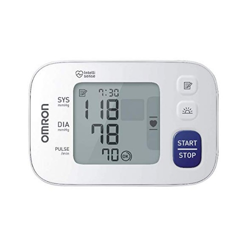 Máy đo huyết áp cổ tay Omron HEM-6181-3