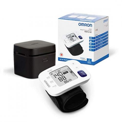 Máy đo huyết áp cổ tay Omron HEM-6181-1