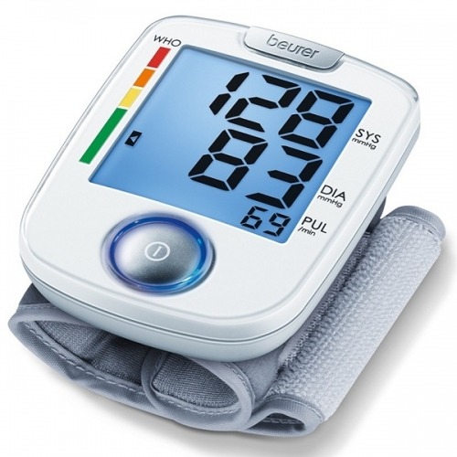 Máy đo huyết áp điện tử cổ tay Beurer BC44