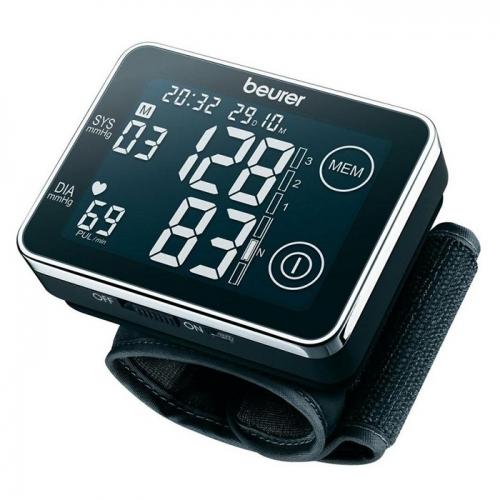 Máy đo huyết áp điện tử cổ tay cảm ứng Beurer BC58-4