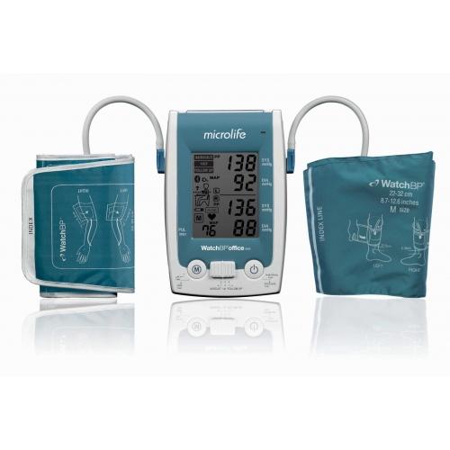 Máy đo huyết áp tứ chi Microlife Watch BP Ofiice ABI