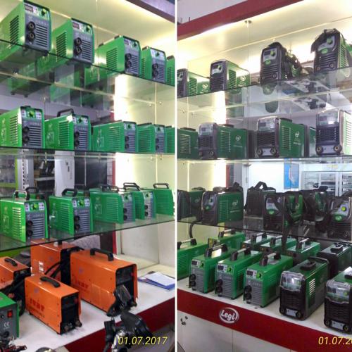 Máy hàn điện tử Legi LG-180 -4