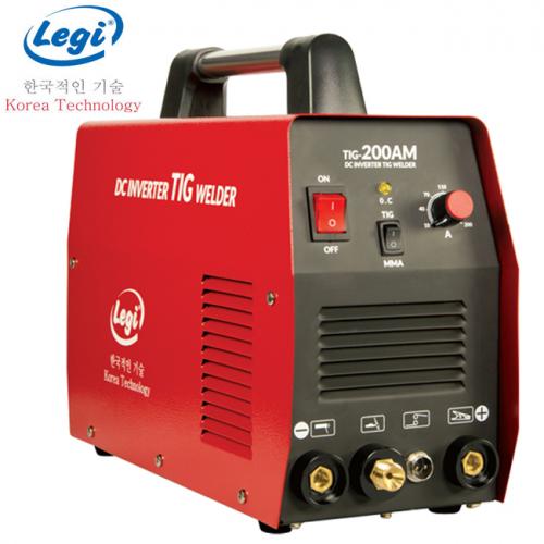 Máy hàn điện tử Legi TIG-200AM (TIG/MMA 2 chức năng)