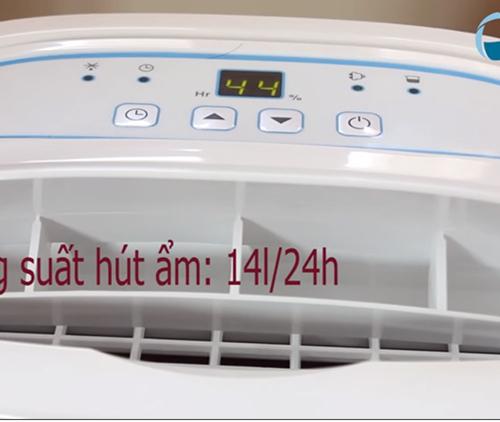 Máy hút ẩm FujiE HM-614EB-5