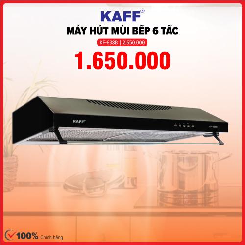 Máy hút mùi bếp 6 tấc KAFF KF-638B-1