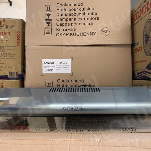 Máy hút mùi bếp 7 tấc Faster FS-0470S-3