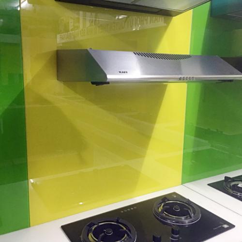 Máy hút mùi bếp 7 tấc Khung INOX KAFF KF-70i-4
