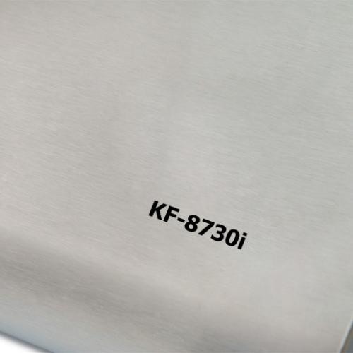 Máy hút mùi bếp 7 tấc khung INOX KAFF KF-8730I-1