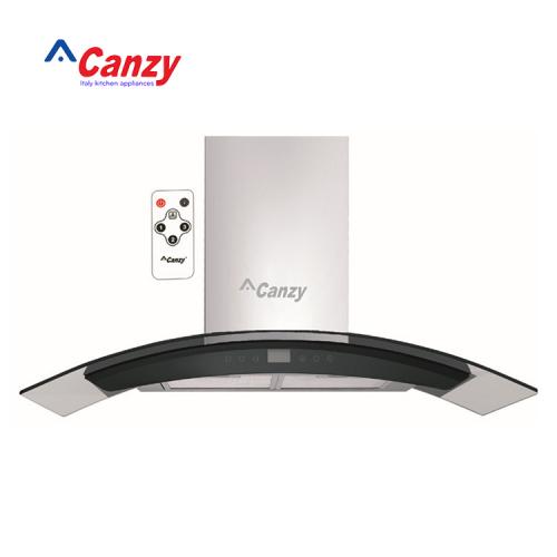 Máy hút mùi bếp kính cong cảm ứng CANZY CZ-0470
