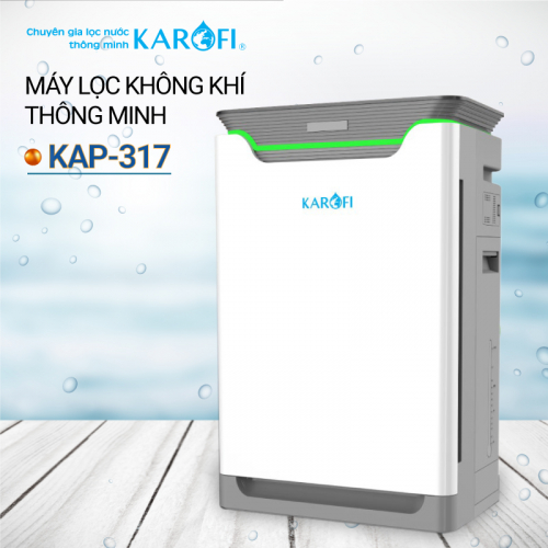 Máy lọc không khí thông minh KAROFI KAP-317