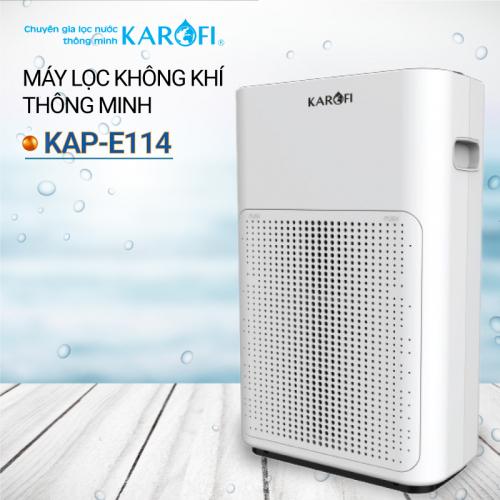 Máy lọc không khí thông minh KAROFI KAP-E114-1