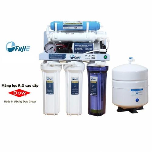 Máy lọc nước RO để gầm, không tủ FUJIE RO-08 (8 cấp lọc)-2