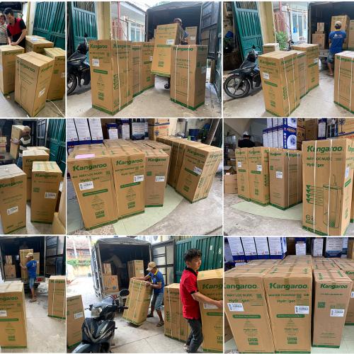 Máy lọc nước RO KANGAROO KG110A OMEGA (9 cấp lọc - Bao gồm tủ cường lực)-5