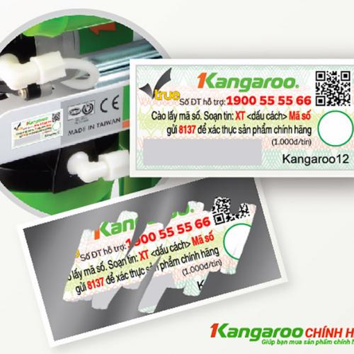 Máy lọc nước RO KANGAROO KG110A OMEGA (9 cấp lọc - Bao gồm tủ cường lực)-2