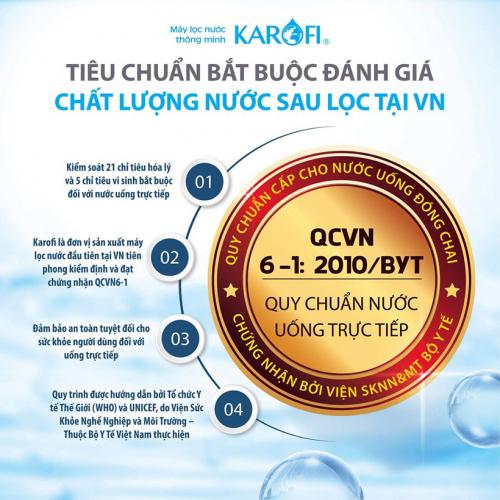 Máy lọc nước RO KAROFI iRO 1.1 K8I-1 (8 cấp lọc)-1