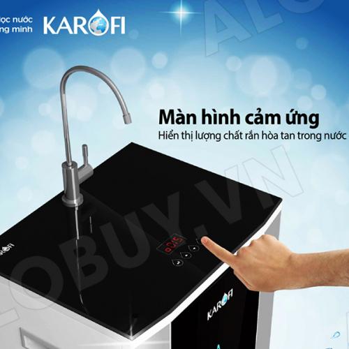 Máy lọc nước RO KAROFI iRO 2.0 K9IQ-2A (9 cấp lọc - Lõi ORP)-4