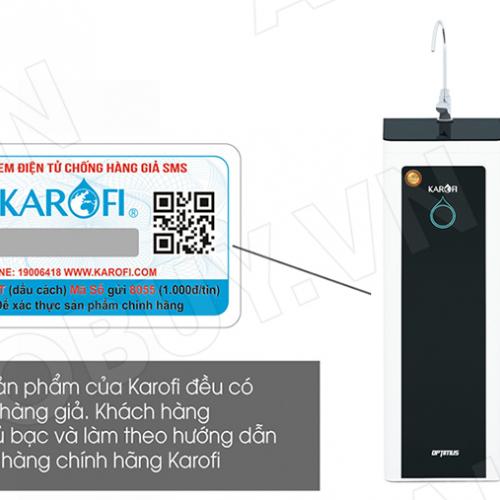 Máy lọc nước RO KAROFI OPTIMUS i1 O-i129/U (9 cấp lọc - Đèn UV diệt khuẩn)-1