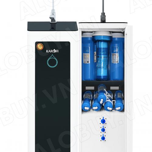 Máy lọc nước RO KAROFI OPTIMUS s1 O-s129/U (9 cấp lọc - Đèn UV diệt khuẩn)-4