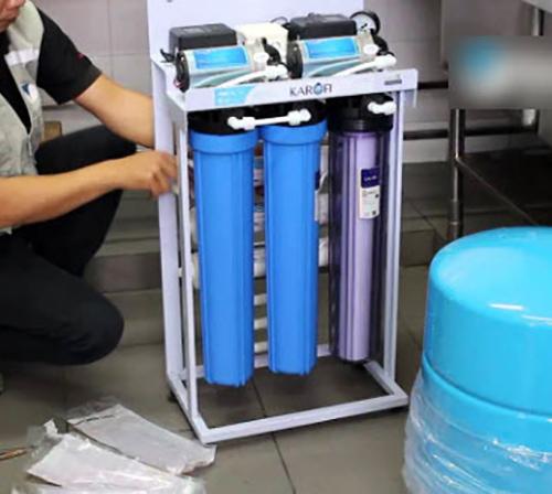Máy lọc nước RO không tủ bán công nghiệp KAROFI KT-KB30 (6 cấp lọc)-4