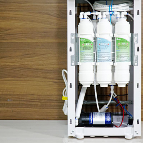 Máy lọc nước RO nóng lạnh trực tiếp FujiE WPD5300C-5