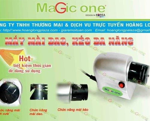 Máy mài dao kéo đa năng Magic One MG-01-2