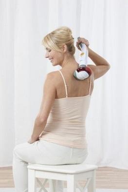 Máy massage cầm tay Medisana IVW-4