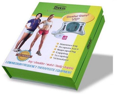 Máy massage trị liệu xung điện Olekin Doctor Care Vip 518-4