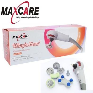 Máy mát xa cầm tay 7 đầu Maxcare Max-631A-3