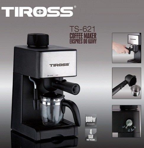 Máy pha cà phê Espresso Tiross TS621 -3