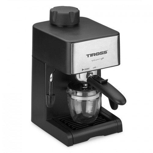 Máy pha cà phê Espresso Tiross TS621 -4