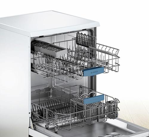Máy rửa chén bát BOSCH SMS63L02EA | Serie 6-2