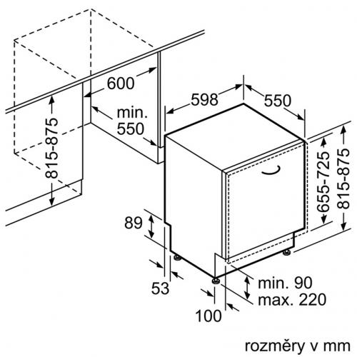 Máy rửa chén bát BOSCH SMV68TX06E | Serie 6-2