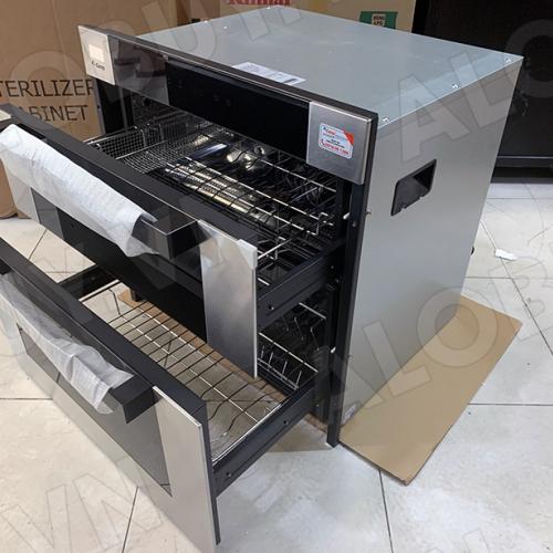 Máy sấy chén bát âm tủ CANZY CZ-100G-2