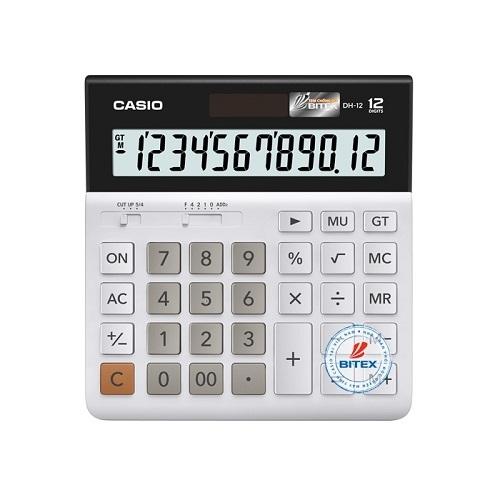 Máy tính Casio DH-12-2