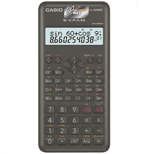 Máy tính Casio FX-500MS-1