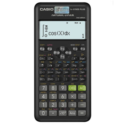 Máy tính Casio FX-570ES Plus-2