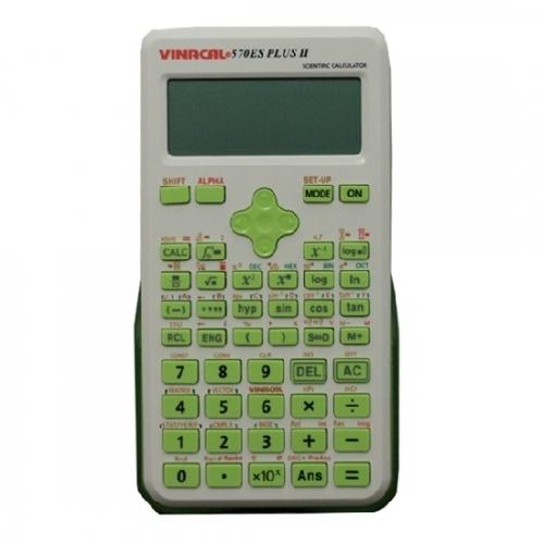 Máy tính Vinacal 570ES Plus II-2