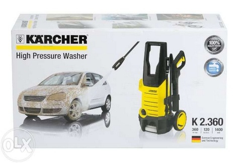 Máy xịt rửa áp lực cao Karcher K2.360-2