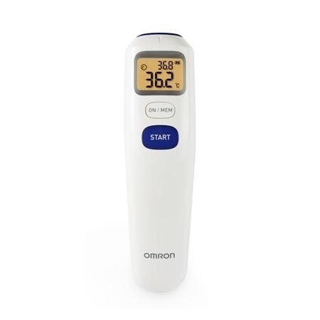 Nhiệt kế điện tử đo trán Omron MC-720 -4