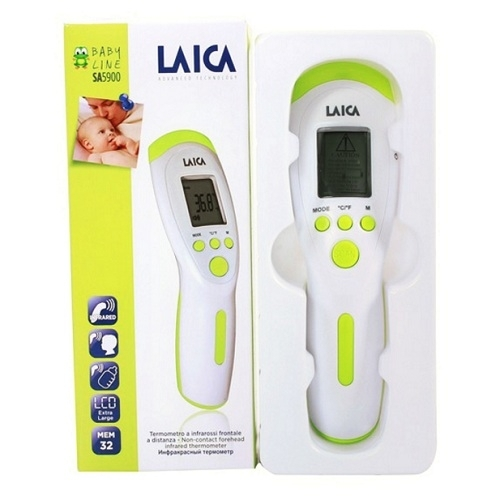 Nhiệt kế hồng ngoại đa chức năng Laica SA5900-4