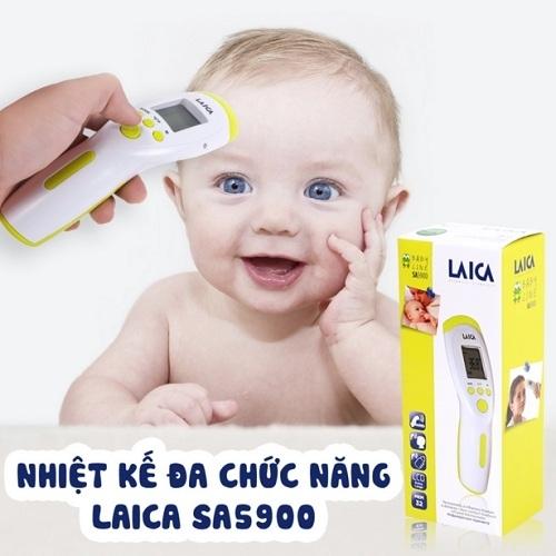 Nhiệt kế hồng ngoại đa chức năng Laica SA5900-3