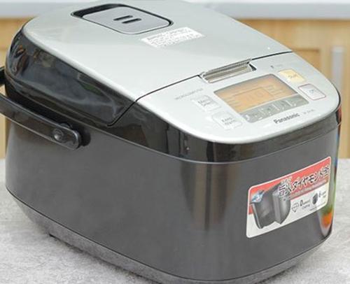 Nồi cơm điện Panasonic 1.8 lít SR-ZX185KRAM-2