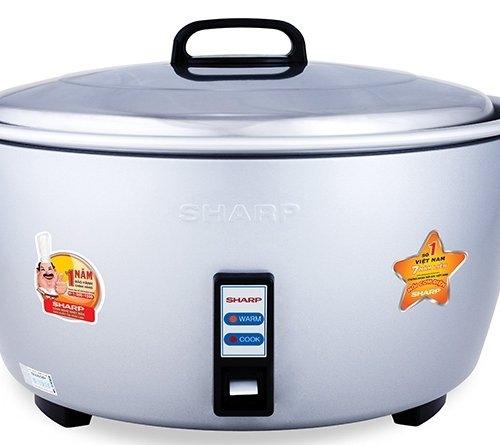Nồi cơm điện Sharp KSH-1018V (10 lít)-1