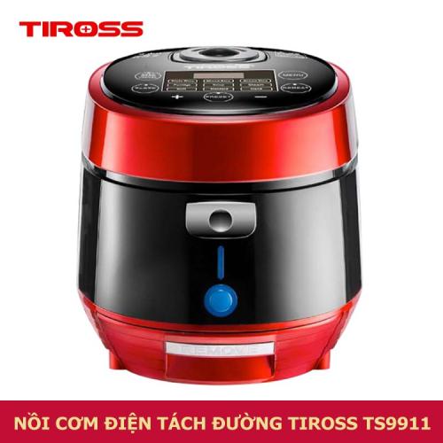 Nồi cơm điện tách đường cao tần Tiross TS9911