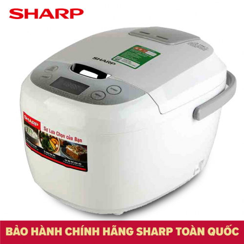 Nồi cơm điện tử Sharp KS-COM186EV-GL