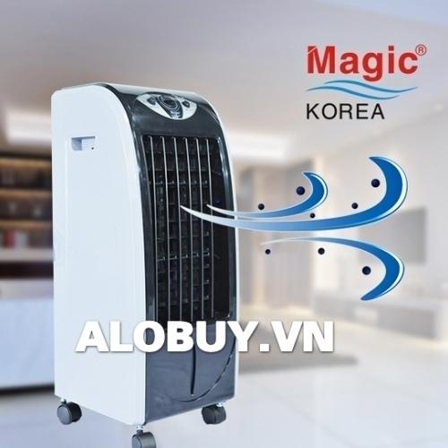 Quạt đá hơi nước Magic Korea A45-2
