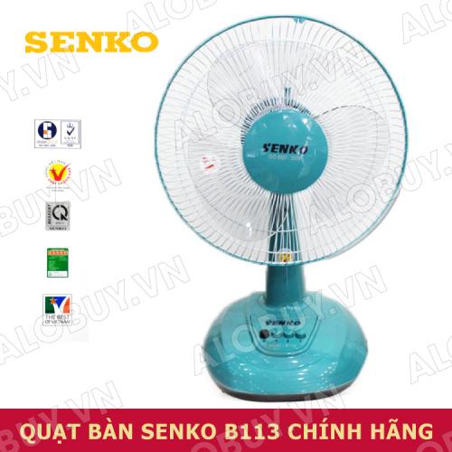 Quạt điện để bàn SENKO B113/B1213/B1216-4