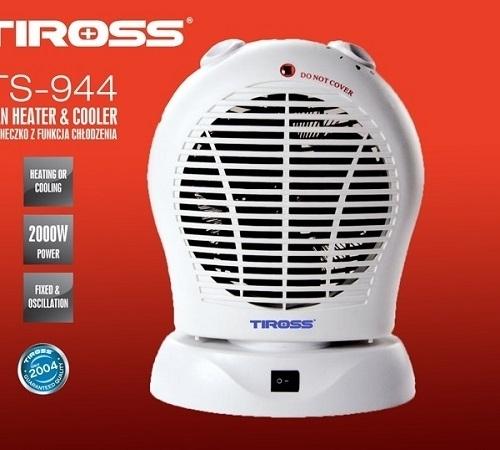 Quạt sưởi Tiross TS-944-3