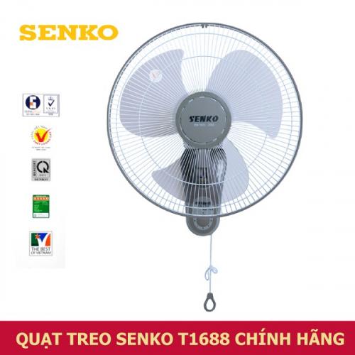 Quạt treo tường 1 dây SenKo T1688-6
